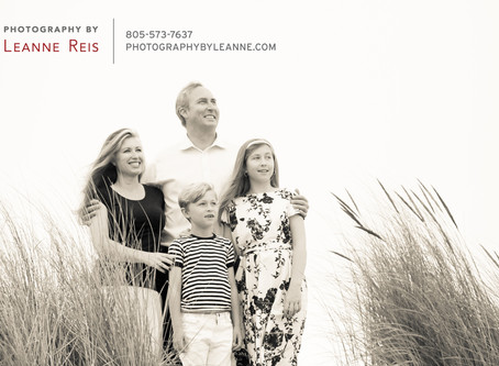 Dreamy Beach Family Session