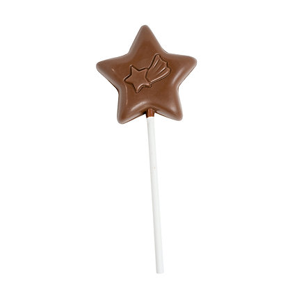 Milk Chocolate Pop Shooting Star 12g
