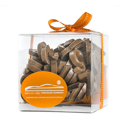 Milk Chocolate Mixed Numbers 250g