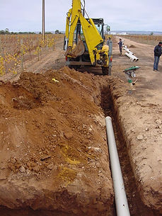 FABAL Marathon Water Pipeline