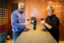 Wine Tasting at Vineyard Road Cellar Door