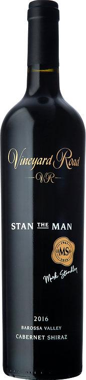 Vineyard Road Stan-The-Man Barossa Valley Cabernet Shiraz