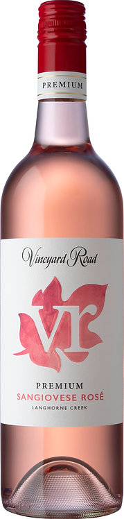 Vineyard Road Premium Langhorne Creek Sangiovese Rose