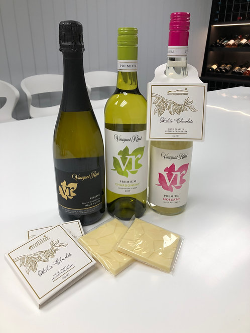 Chocolate and Wine Pairing Pack - The Sweet Tooth Pack