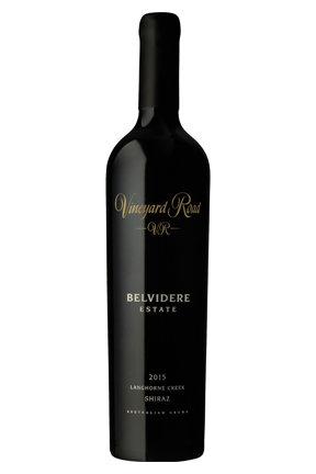 2016 Vineyard Road Belvidere Estate Langhorne Creek Shiraz