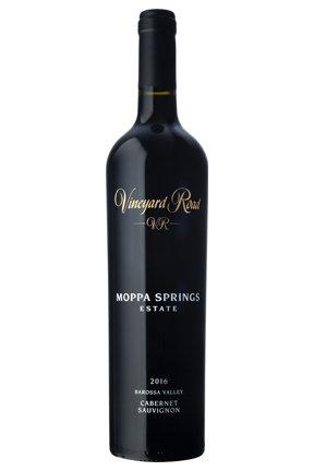 2016 Vineyard Road Moppa Springs Estate Cabernet Sauvignon
