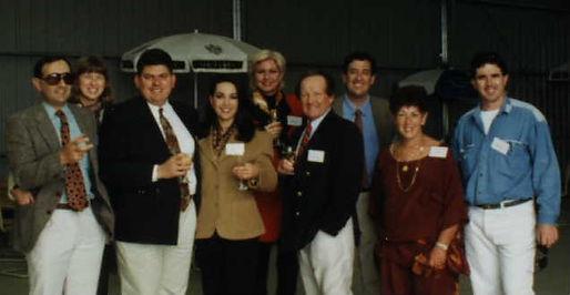 1996 - Directors at Opening.JPG