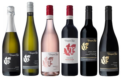 Vineyard Road Mixed Favorites 6-Pack