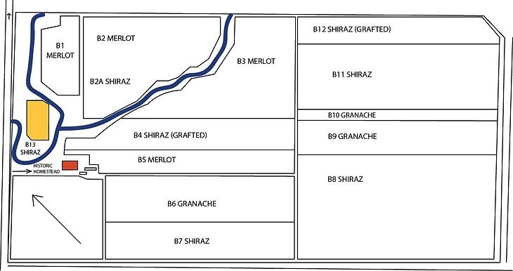 NVFA3L Sheaoak Log Estate Map