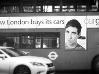 IT'S HOW LONDON BUYS IT'S CARS