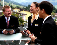 HTMi - Hotelaria na Suíça