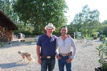 Alfonso Aguilar und Michael Dold