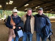 Mark Rashid, Michael Dold und Jim Masterson