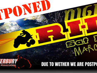 2017 NIGHT RIDE Postponed!
