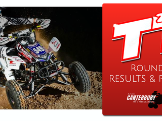 TT RACING SERIES RESULTS POSTED ON FACEBOOK