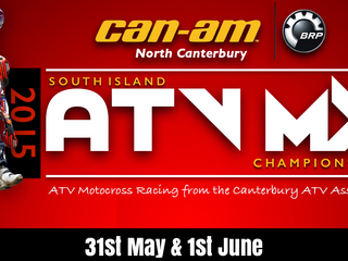 2015 Sth Island ATV MX Championship