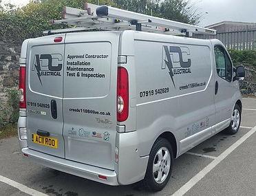 Roo's Van ADC Electrical Cornwall