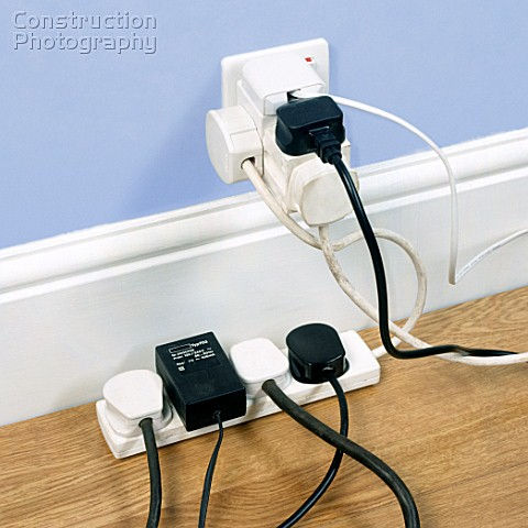 Examples of overloaded sockets