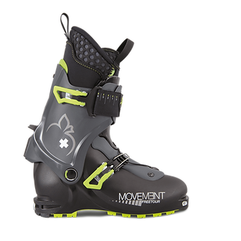 Movement Skis - Freetouring boots - Free