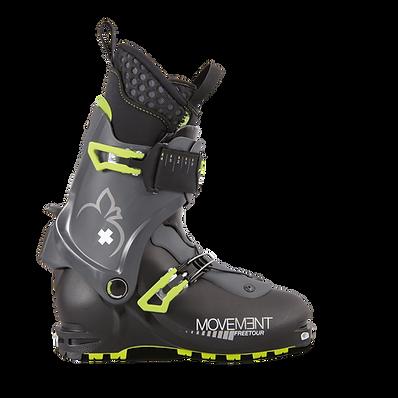 Movement Skis - Freetouring boots - Free