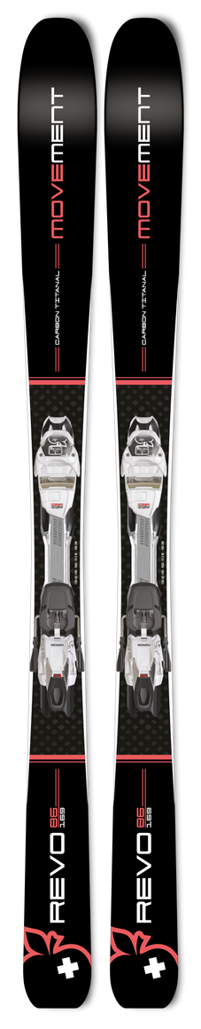 Movement Skis - Piste Skis - Revo 86 Wom