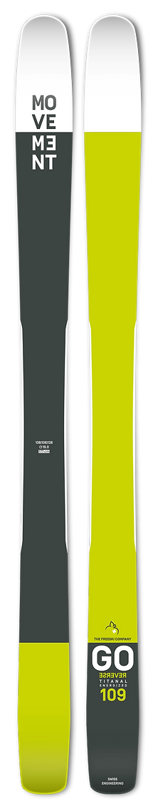 Movement Skis - Freeride Skis - GO 109.p