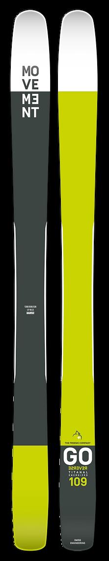Movement Skis - Freeride Skis - GO 109.p