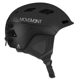 Movement Skis - Helmets - 3Tech Men Blac