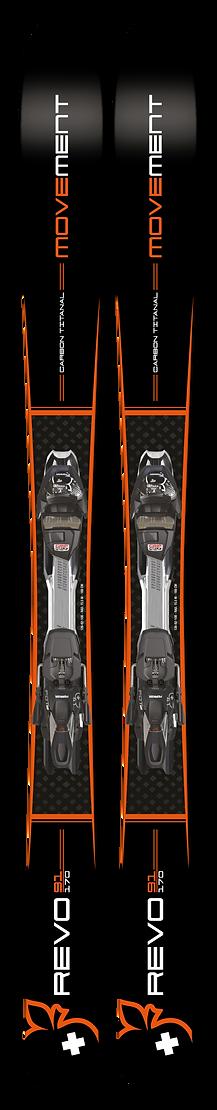 Movement Skis - Piste Skis - Revo 91.png