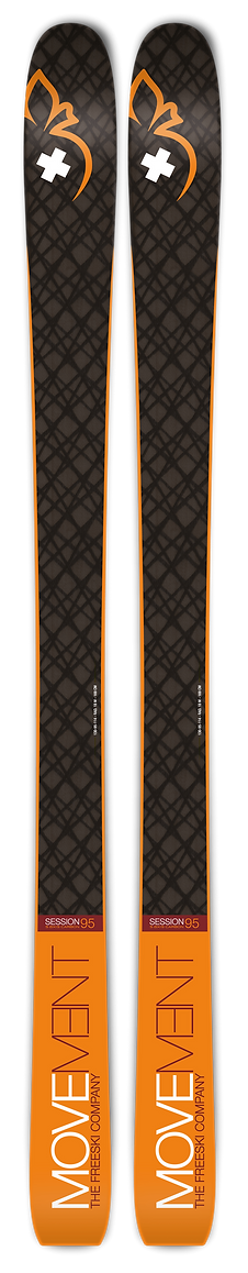 Movement Skis - Freetouring Skis - Sessi
