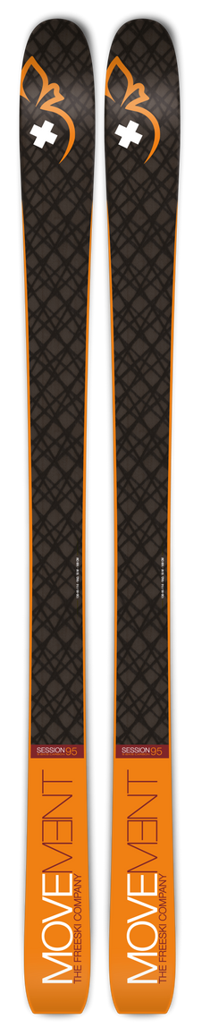 Movement Skis - Freetouring Skis - Sessi