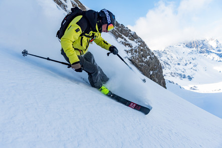 Movement Skis - Movement Tribe - Maxime