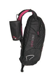 Movement Skis - Backpack - black-pink_si