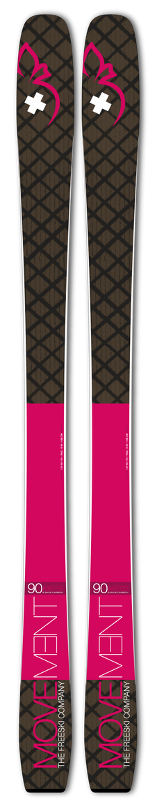 Movement Skis - Freetouring Skis - Axess