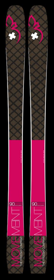Movement Skis - Freetouring Skis - Axess