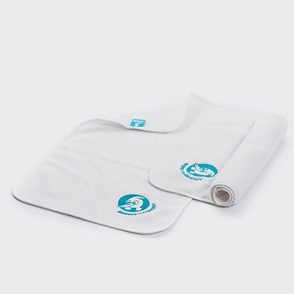 2X SOFT COTTON TOWELS