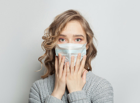 'Mask mouth' is a seriously stinky side effect of wearing masks