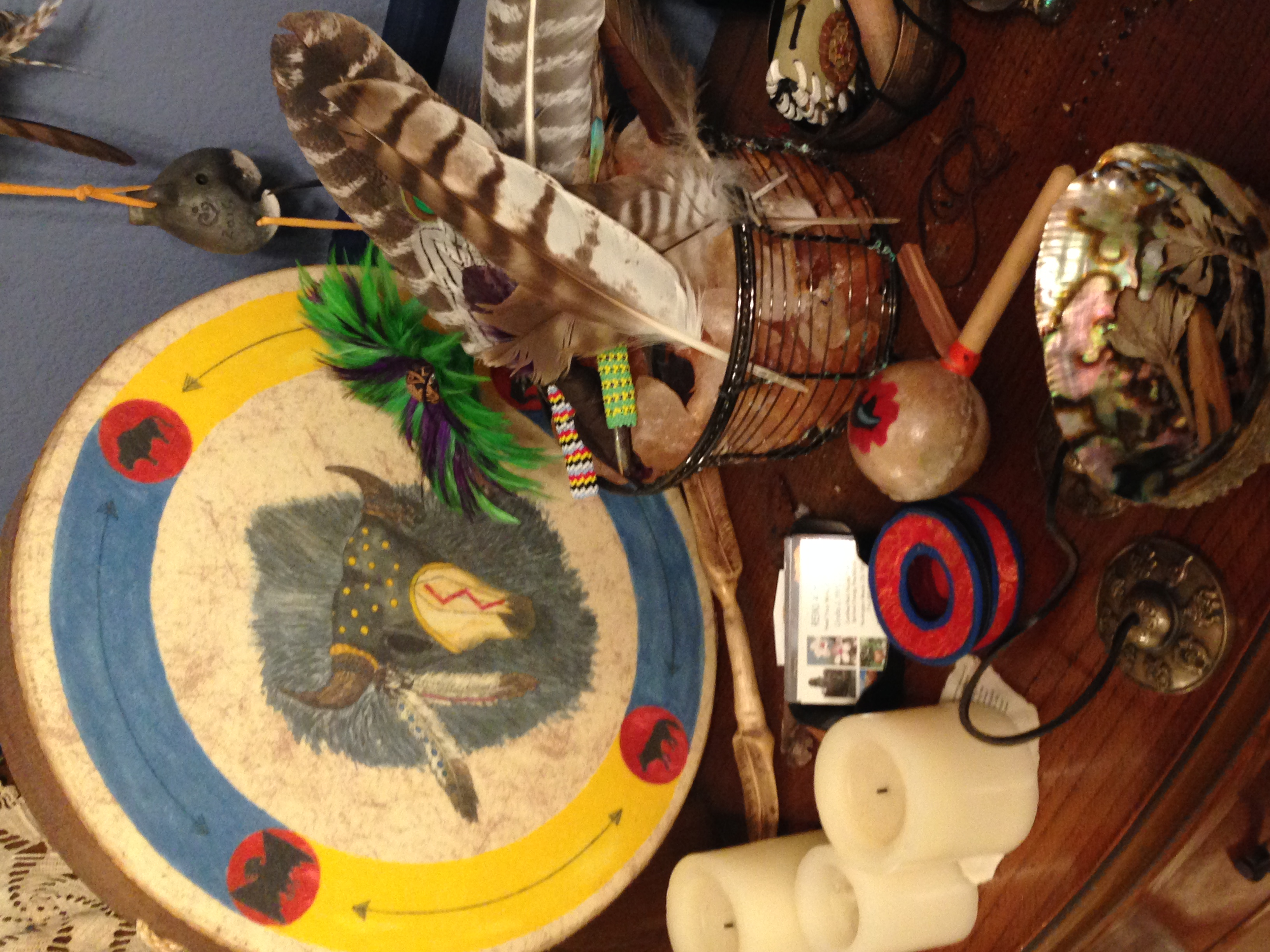 Home-Shamanism