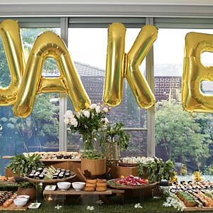 Jake's Barmitzvah Party