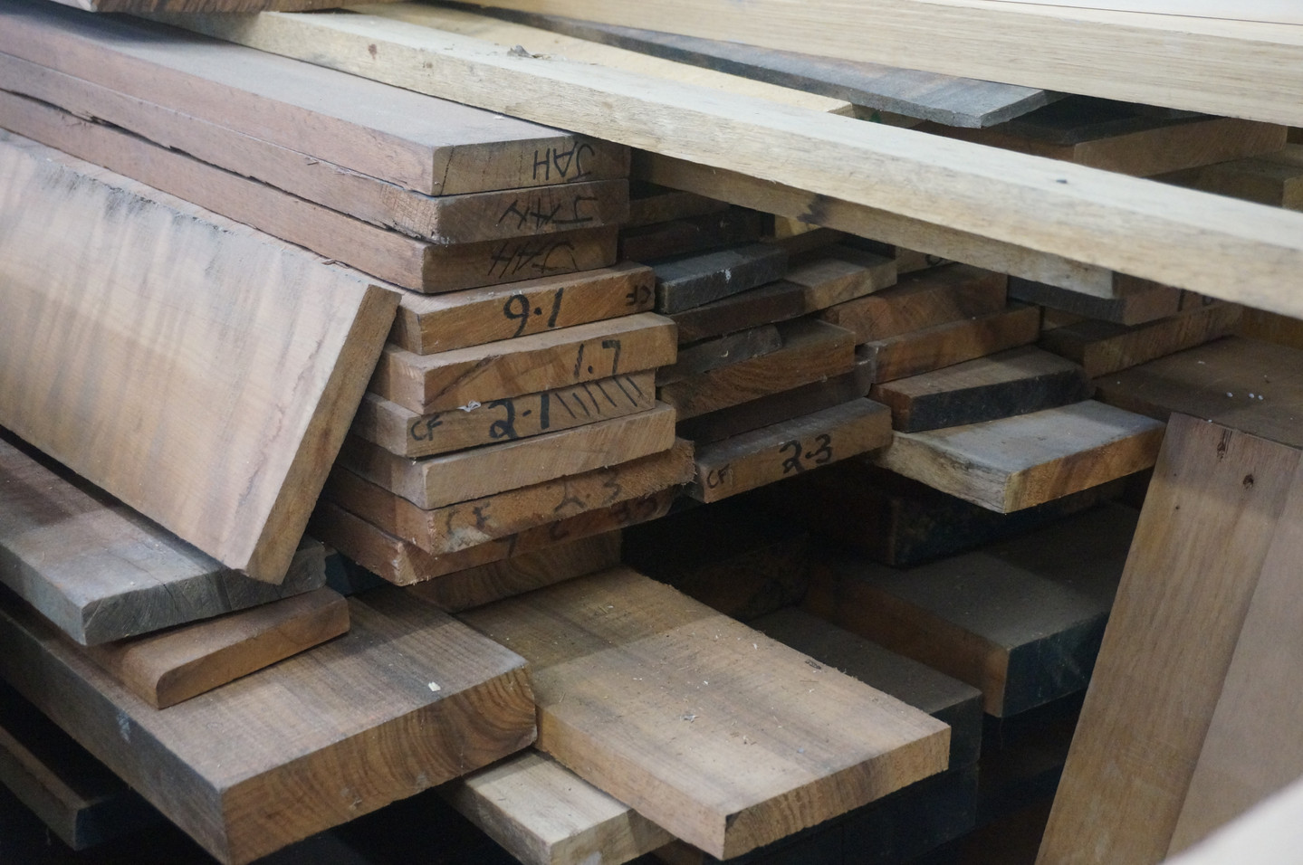 Quality Furniture Grade Timber