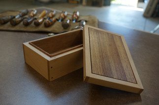 Project 2 - Keepsake Box
