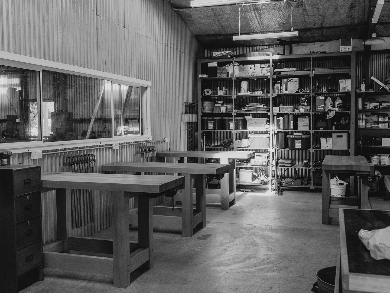 Workshop - Benchroom