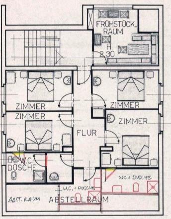 Dachgeschoss / ultimo piano