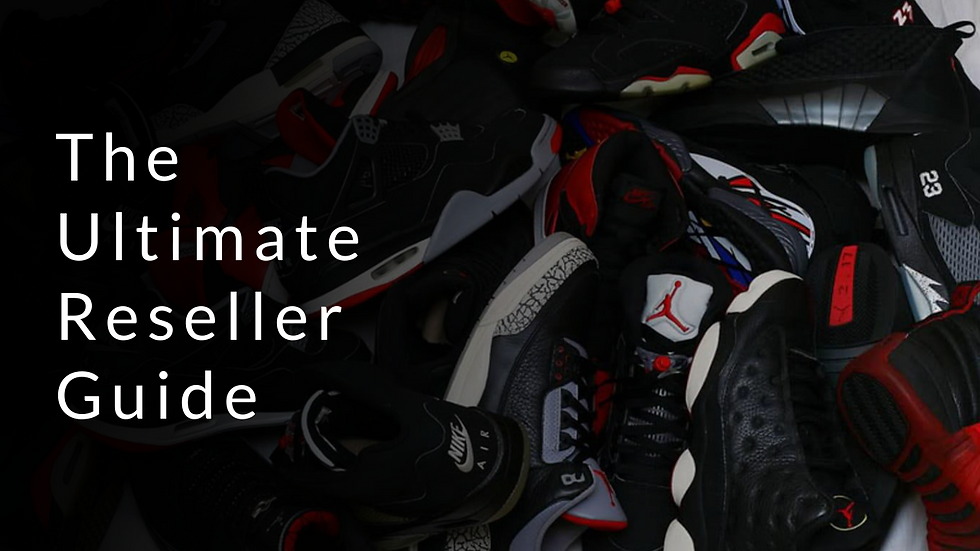 The Ultimate Reseller Guide