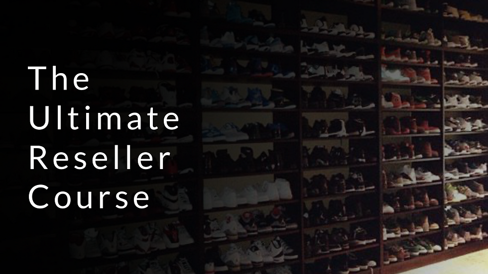 The Ultimate Reseller Course