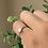 Thumbnail: resin rings