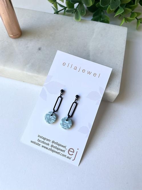 mini drop earring