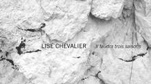 Lise Chevalier expose à Remp-arts (5 au 31 juillet 2015)