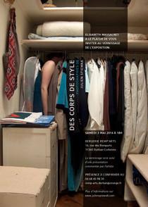 Julien Spiewak expose à Remp-arts (3 au 17 mai 2014)