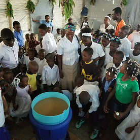 water program - Child of Haiti 7 photo 1